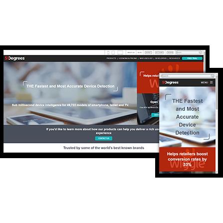 51Degrees Website