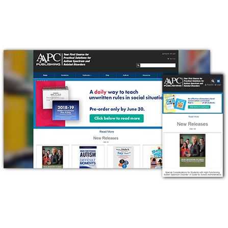 AAPC Publishing Website