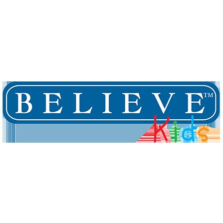 Believe Kids Logo