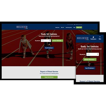 Believe Kids Website