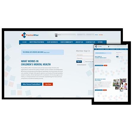 PracticeWise Website