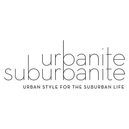 Urbanite Suburbanite Logo